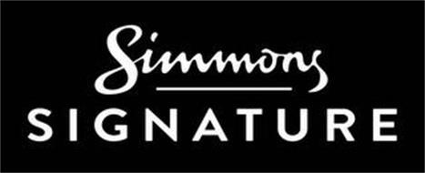 SIMMONS SIGNATURE
