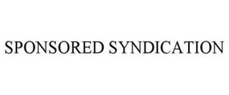 SPONSORED SYNDICATION