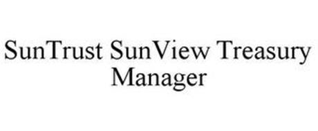 SUNTRUST SUNVIEW TREASURY MANAGER