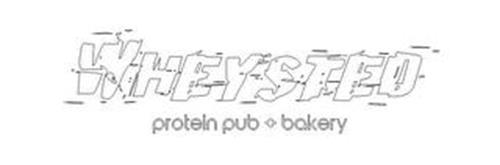 WHEYSTED PROTEIN PUB + BAKERY