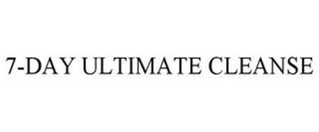 7-DAY ULTIMATE CLEANSE
