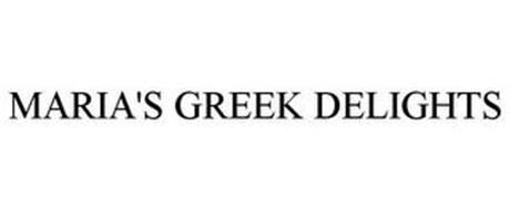 MARIA'S GREEK DELIGHTS