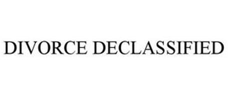 DIVORCE DECLASSIFIED