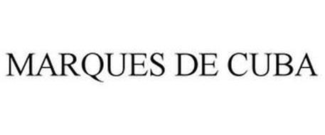 MARQUES DE CUBA