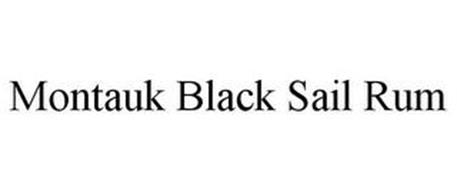 MONTAUK BLACK SAIL RUM