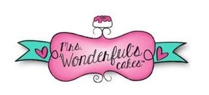 MRS. WONDERFUL'S CAKES