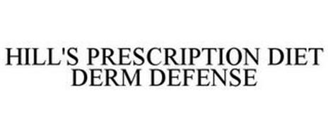 HILL'S PRESCRIPTION DIET DERM DEFENSE