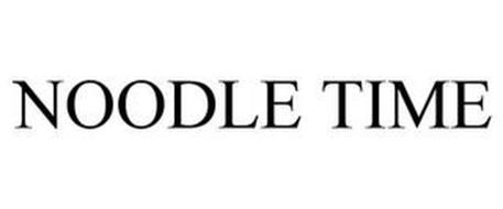 NOODLE TIME