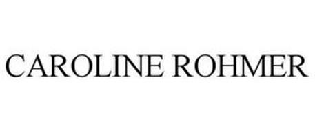 CAROLINE ROHMER