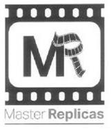 MR MASTER REPLICAS