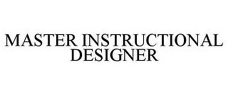 MASTER INSTRUCTIONAL DESIGNER