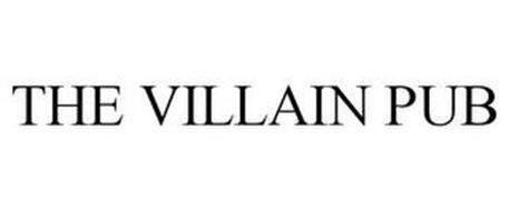 THE VILLAIN PUB