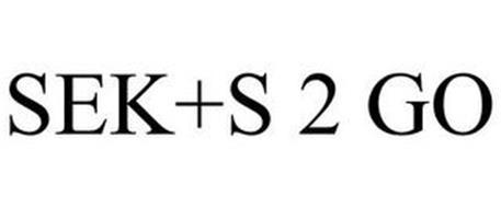 SEK+S 2 GO