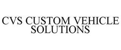 CVS CUSTOM VEHICLE SOLUTIONS