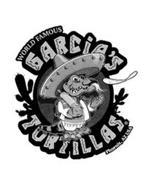 WORLD FAMOUS GARCIA'S TORTILLAS PHOENIX, AZ USA