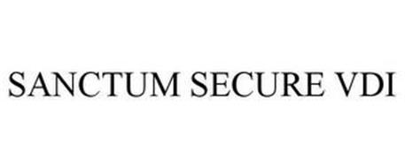 SANCTUM SECURE VDI