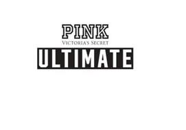 PINK VICTORIA'S SECRET ULTIMATE