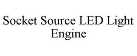 SOCKET SOURCE LED LIGHT ENGINE