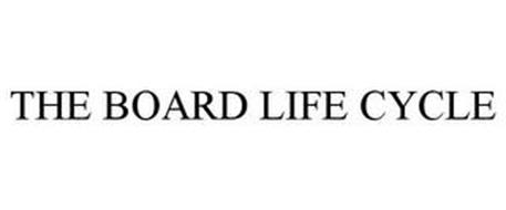 THE BOARD LIFE CYCLE