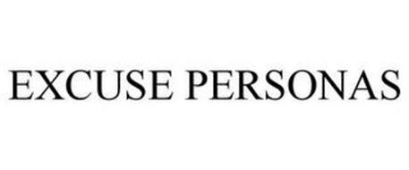 EXCUSE PERSONAS