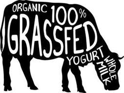 ORGANIC 100% GRASSFED YOGURT WHOLE MILK