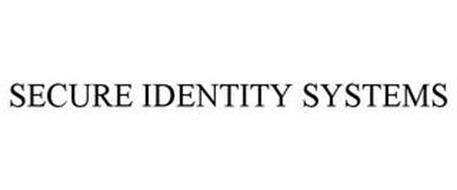 SECURE IDENTITY SYSTEMS