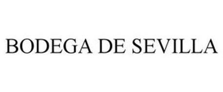 BODEGA DE SEVILLA