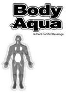 BODY AQUA NUTRIENT FORTIFIED BEVERAGE