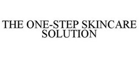 THE ONE-STEP SKINCARE SOLUTION