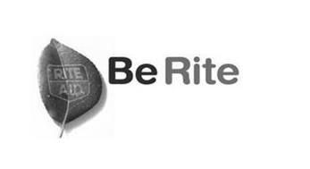 RITE AID BE RITE
