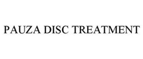 PAUZA DISC TREATMENT