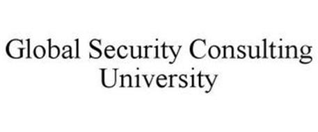 GLOBAL SECURITY CONSULTING UNIVERSITY