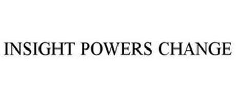 INSIGHT POWERS CHANGE