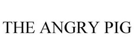 THE ANGRY PIG