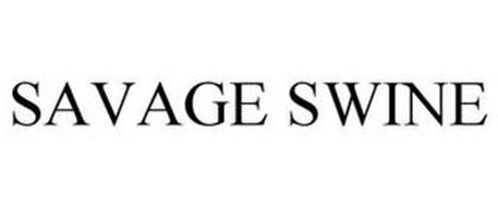SAVAGE SWINE
