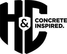 H&C CONCRETE INSPIRED.