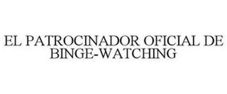 EL PATROCINADOR OFICIAL DE BINGE-WATCHING