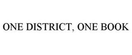 ONE DISTRICT, ONE BOOK