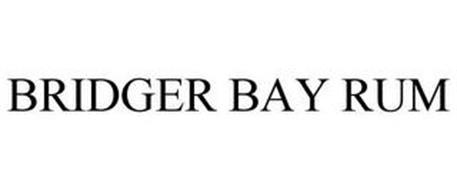 BRIDGER BAY RUM
