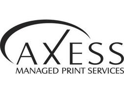 AXESS MANAGED PRINT SERVICES