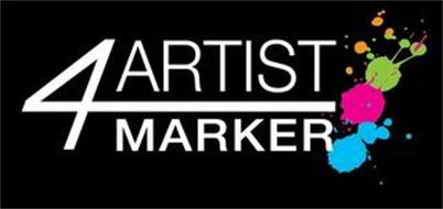 4 ARTIST MARKER