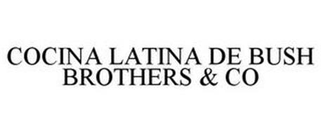 COCINA LATINA DE BUSH BROTHERS & CO