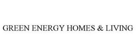 GREEN ENERGY HOMES & LIVING