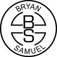 BRYAN SAMUEL BS