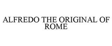 ALFREDO THE ORIGINAL OF ROME