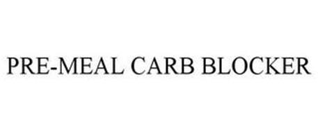 PRE-MEAL CARB BLOCKER