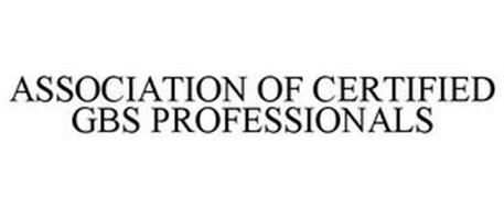ASSOCIATION OF CERTIFIED GBS PROFESSIONALS