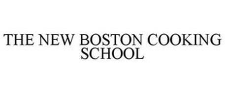 THE NEW BOSTON COOKING SCHOOL