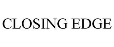 CLOSING EDGE