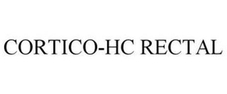 CORTICO-HC RECTAL